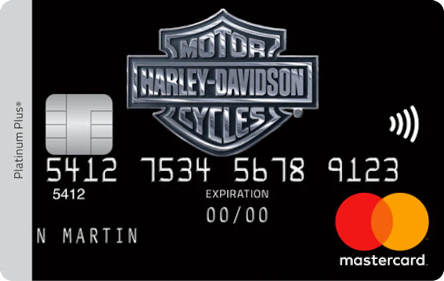 Apply for an H-D Mastercard